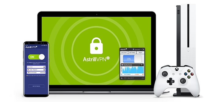 Get Astrill VPN for all platforms